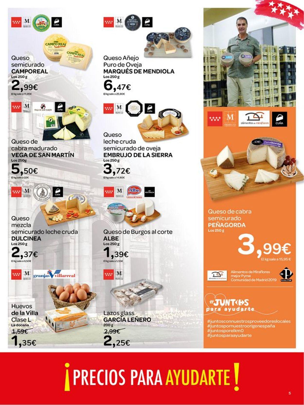 Carrefour Folleto - 03.09-16.09.2020 (Página 5)