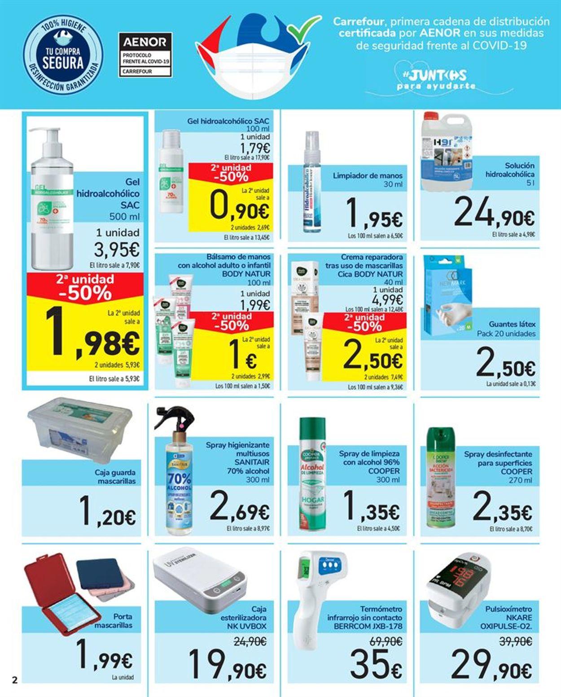 Carrefour Folleto - 11.09-23.09.2020 (Página 2)