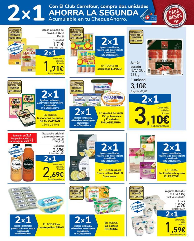 Carrefour Folleto - 11.09-23.09.2020 (Página 5)