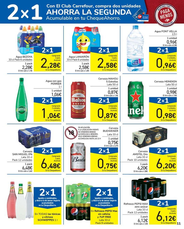 Carrefour Folleto - 11.09-23.09.2020 (Página 11)