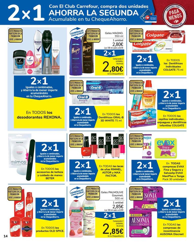 Carrefour Folleto - 11.09-23.09.2020 (Página 14)
