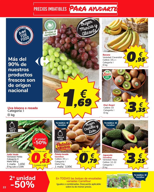 Carrefour Folleto - 11.09-23.09.2020 (Página 22)