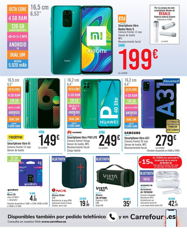 Carrefour Folleto - 11.09-23.09.2020 (Página 70)