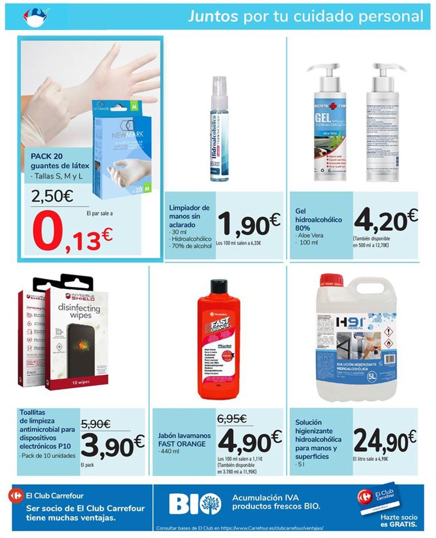 Carrefour Folleto - 22.09-26.10.2020 (Página 6)