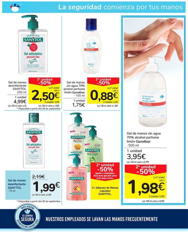 Carrefour Folleto - 22.09-26.10.2020 (Página 7)