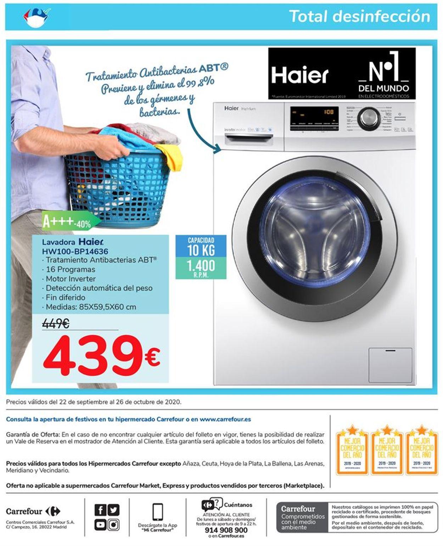 Carrefour Folleto - 22.09-26.10.2020 (Página 12)