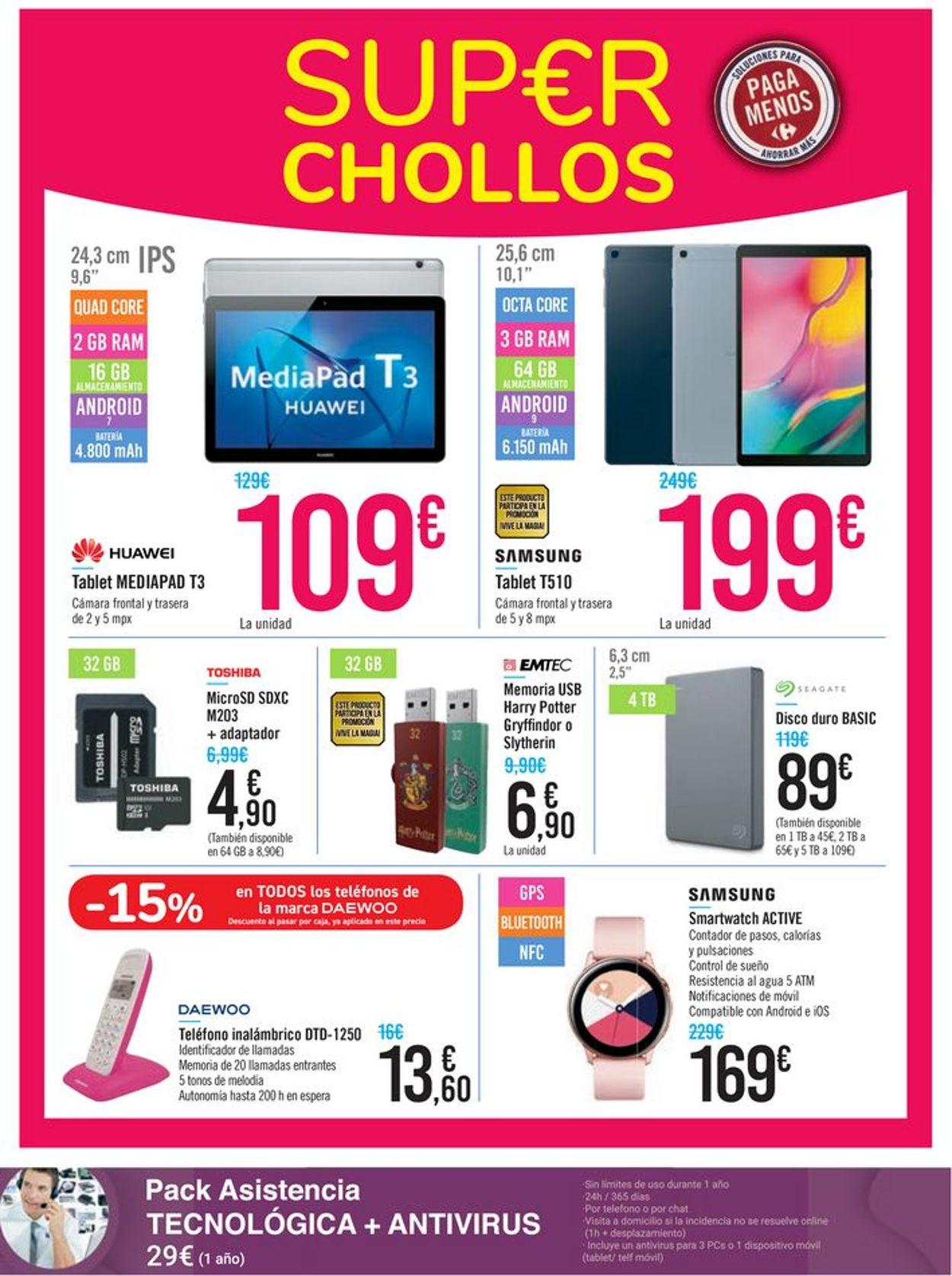 Carrefour Folleto - 22.09-13.10.2020 (Página 8)
