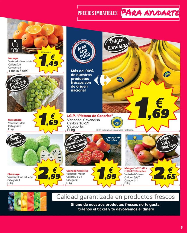 Carrefour Folleto - 24.09-13.10.2020 (Página 5)