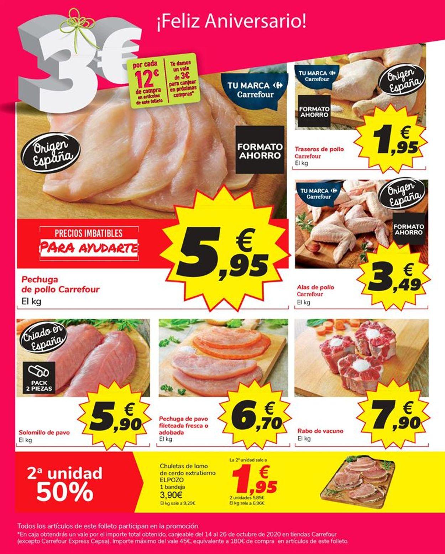 Carrefour Folleto - 24.09-13.10.2020 (Página 8)