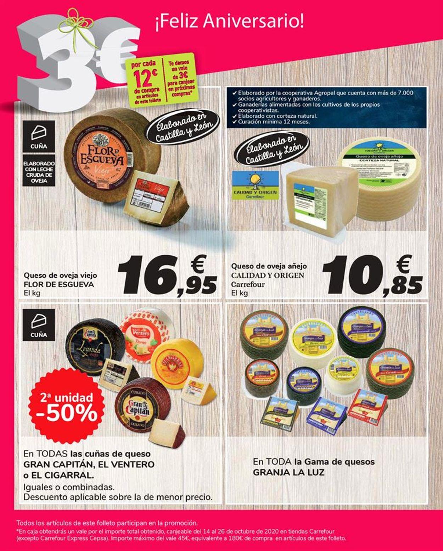 Carrefour Folleto - 24.09-13.10.2020 (Página 14)