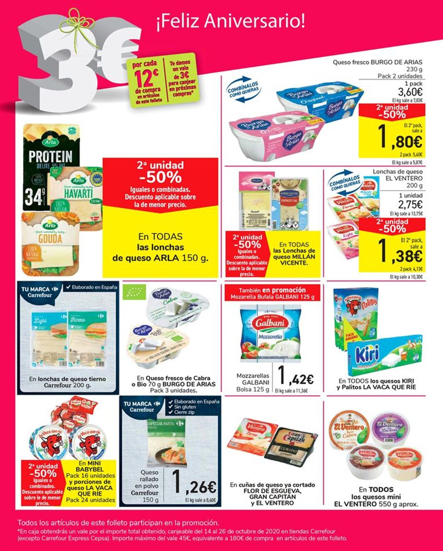 Carrefour Folleto - 24.09-13.10.2020 (Página 30)