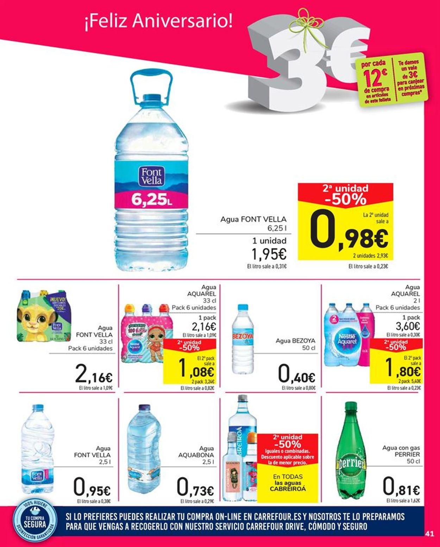 Carrefour Folleto - 24.09-13.10.2020 (Página 41)
