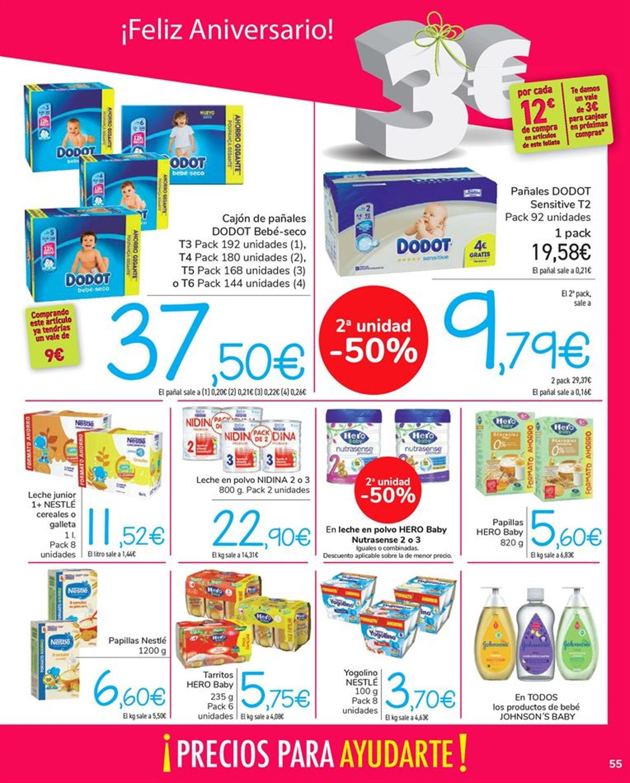 Carrefour Folleto - 24.09-13.10.2020 (Página 55)