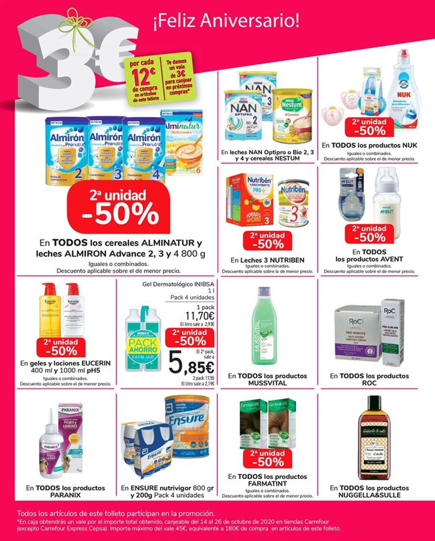 Carrefour Folleto - 24.09-13.10.2020 (Página 56)