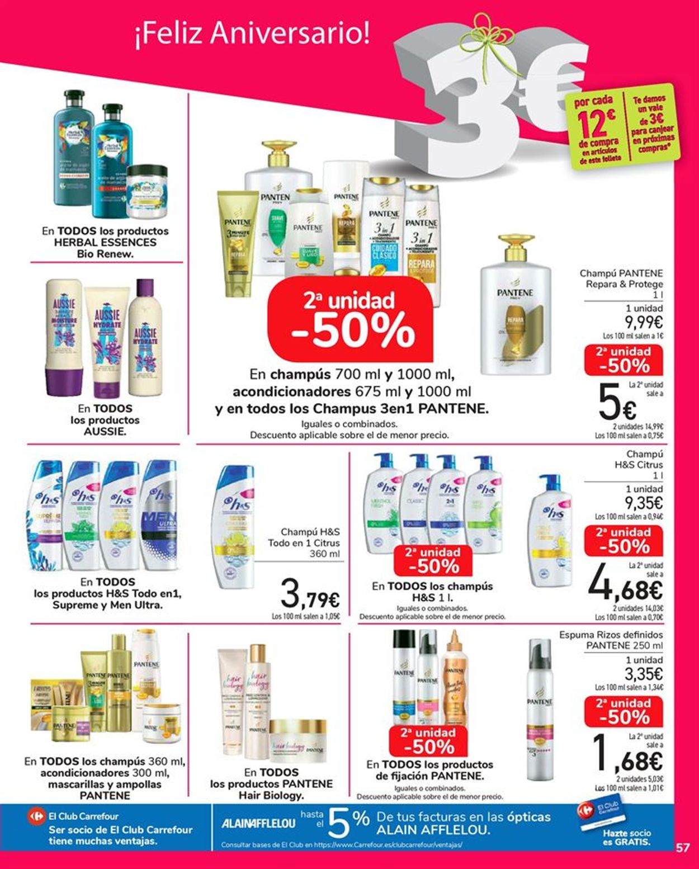 Carrefour Folleto - 24.09-13.10.2020 (Página 57)