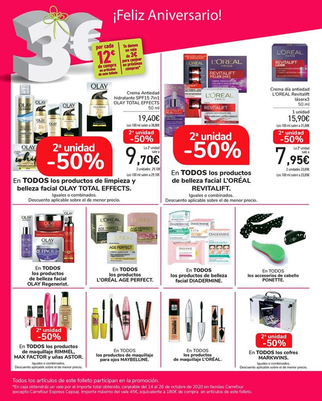 Carrefour Folleto - 24.09-13.10.2020 (Página 58)