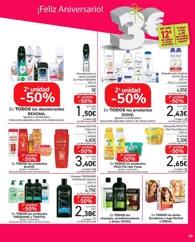 Carrefour Folleto - 24.09-13.10.2020 (Página 59)