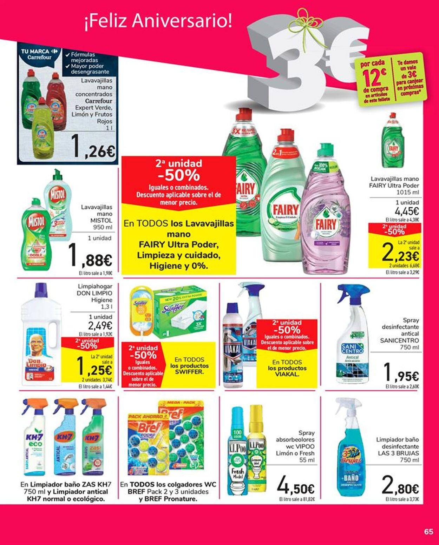 Carrefour Folleto - 24.09-13.10.2020 (Página 65)