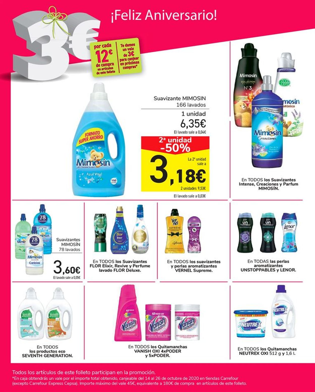 Carrefour Folleto - 24.09-13.10.2020 (Página 68)