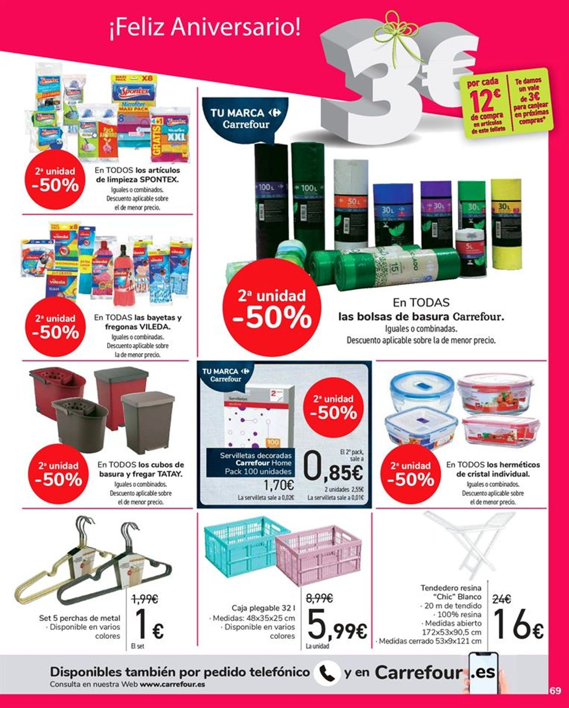 Carrefour Folleto - 24.09-13.10.2020 (Página 69)
