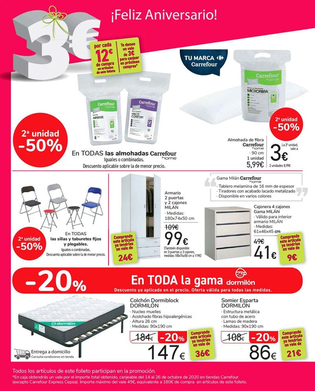 Carrefour Folleto - 24.09-13.10.2020 (Página 70)