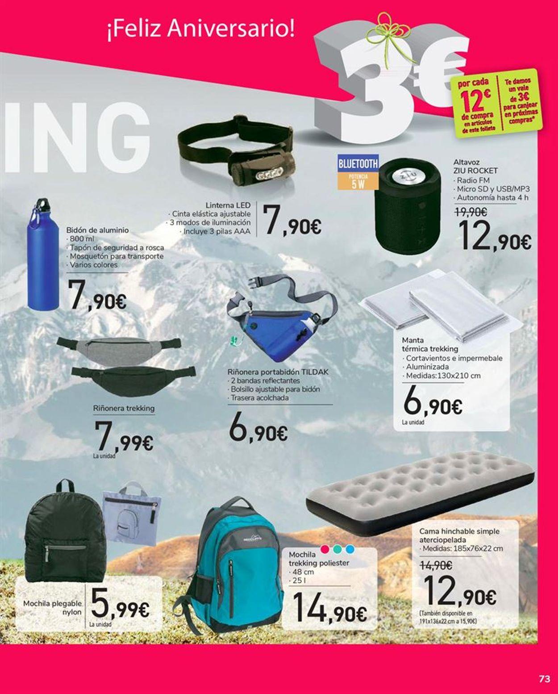 Carrefour Folleto - 24.09-13.10.2020 (Página 73)