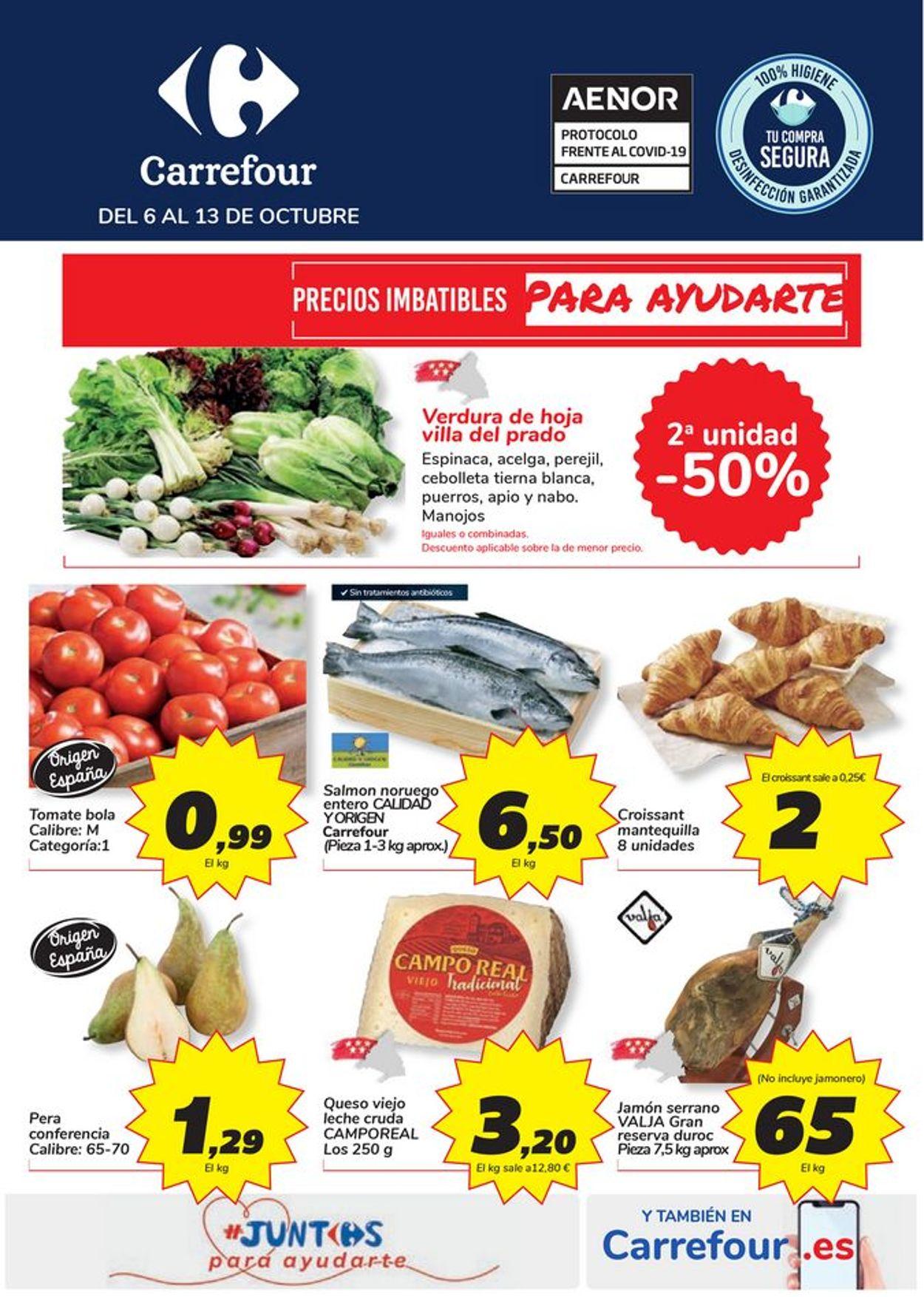 Carrefour Folleto - 06.10-13.10.2020