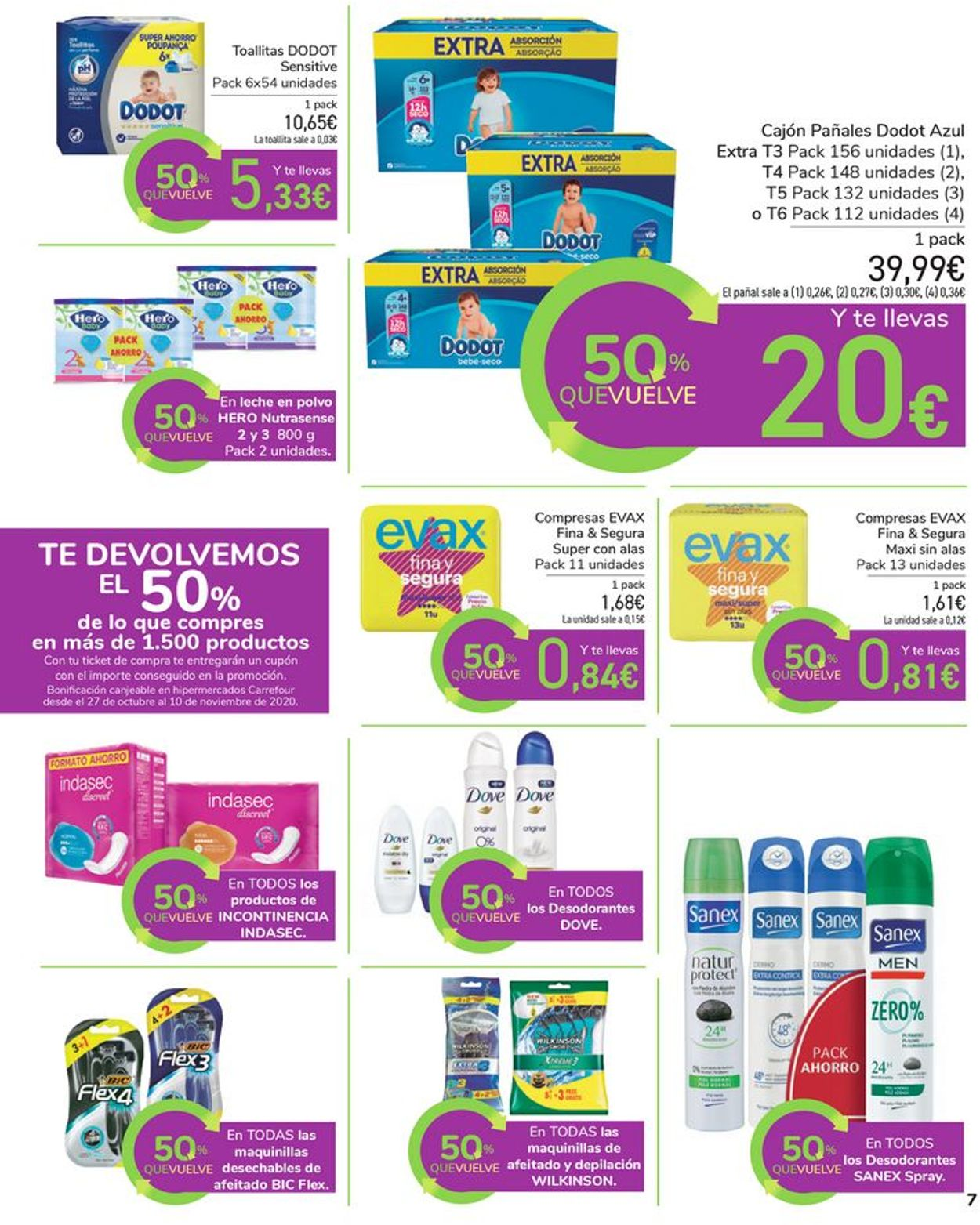 Carrefour Folleto - 14.10-26.10.2020 (Página 7)