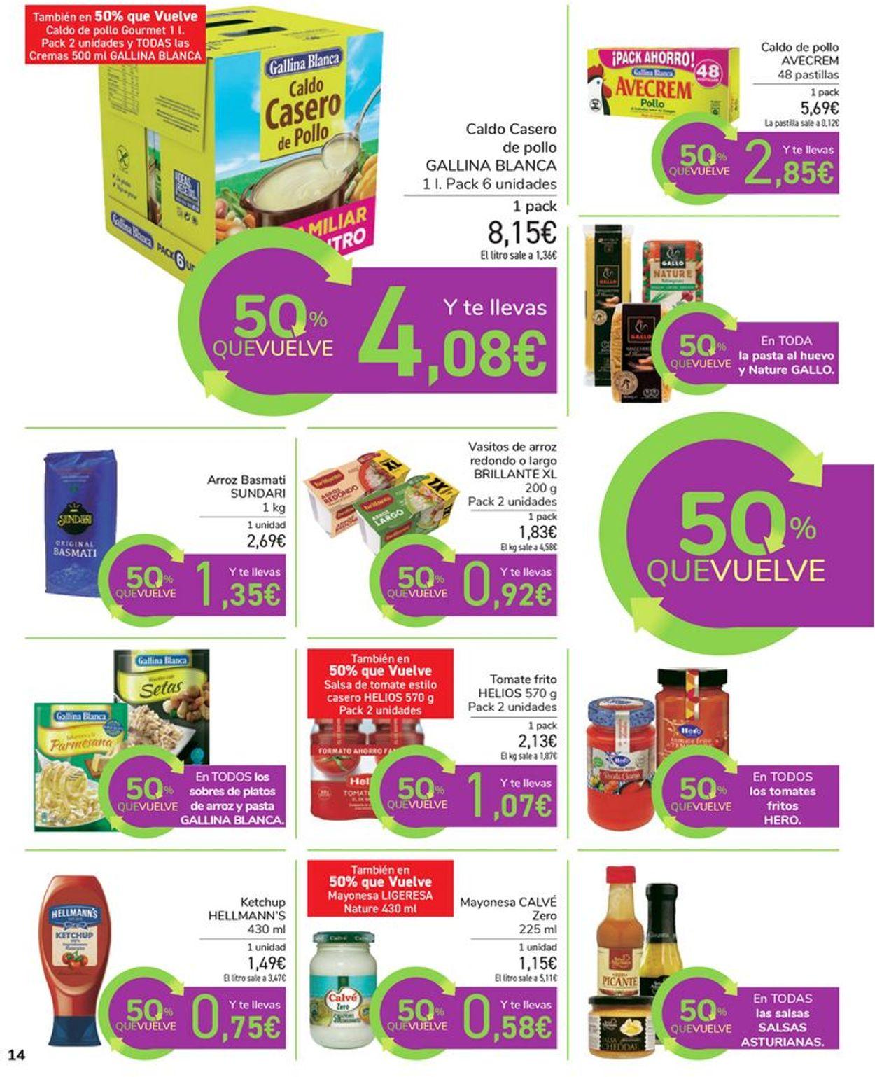 Carrefour Folleto - 14.10-26.10.2020 (Página 14)