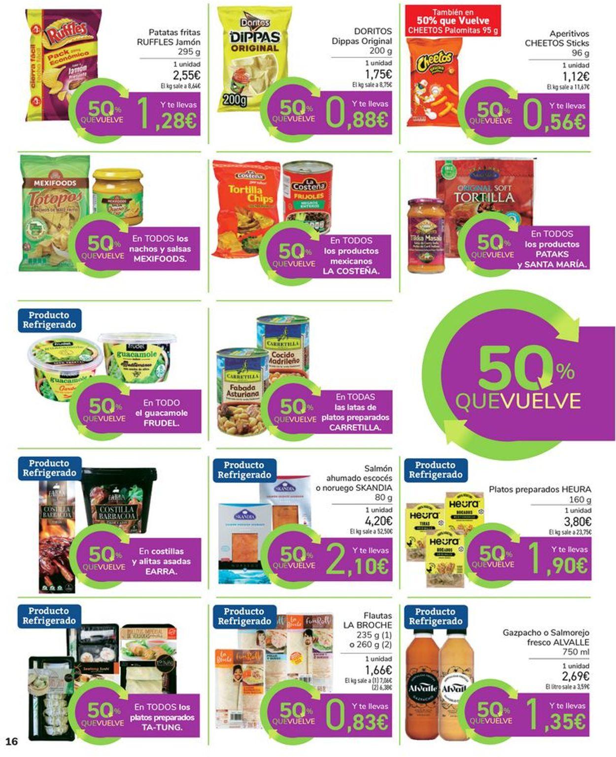 Carrefour Folleto - 14.10-26.10.2020 (Página 16)