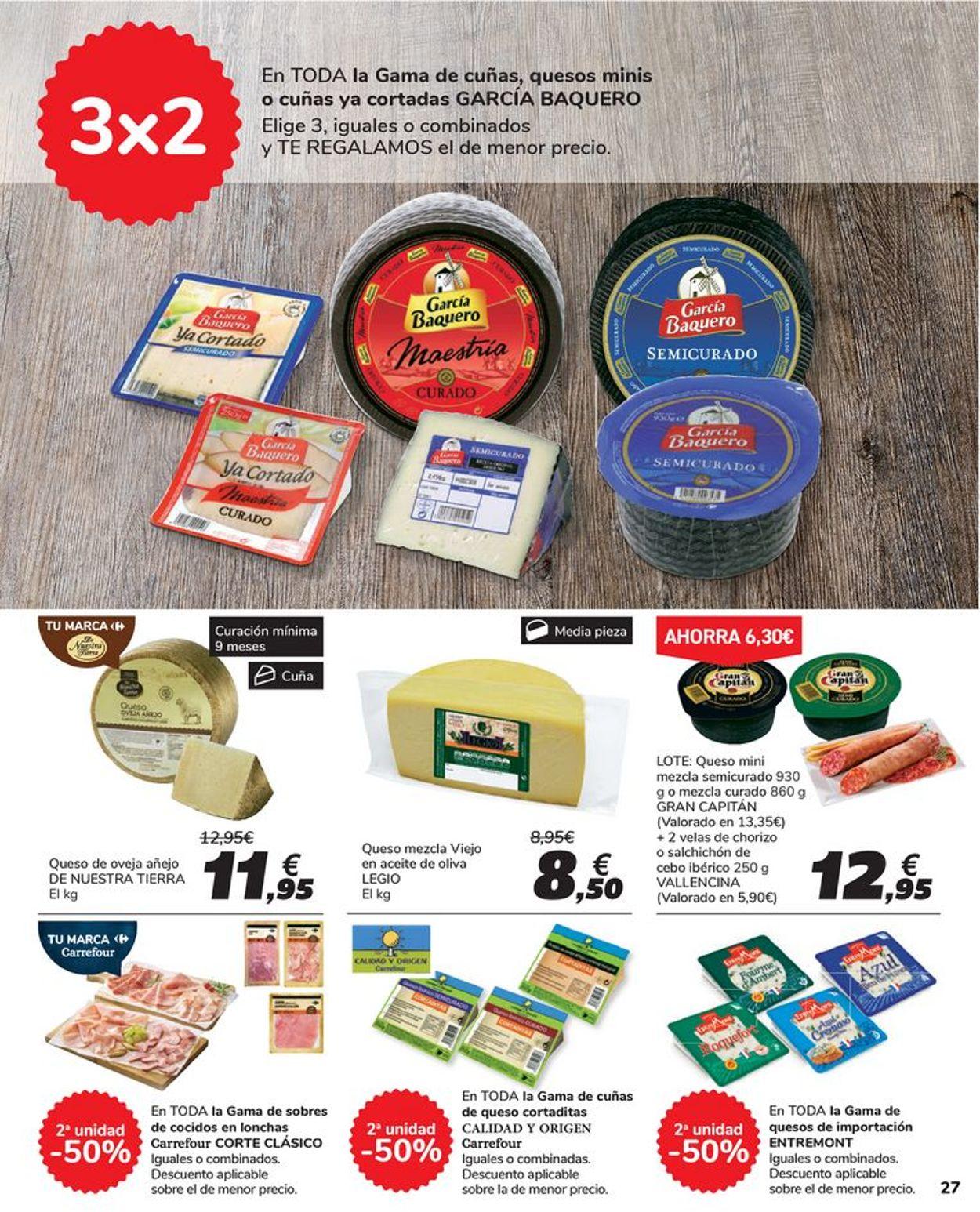 Carrefour Folleto - 14.10-26.10.2020 (Página 27)