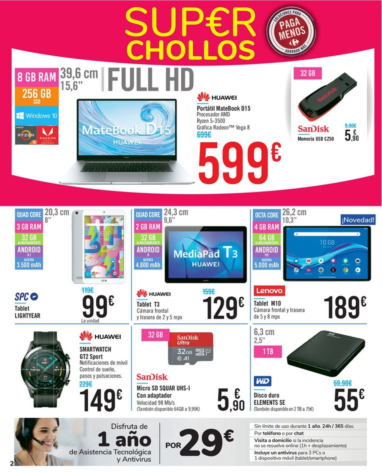 Carrefour Folleto - 14.10-26.10.2020 (Página 2)
