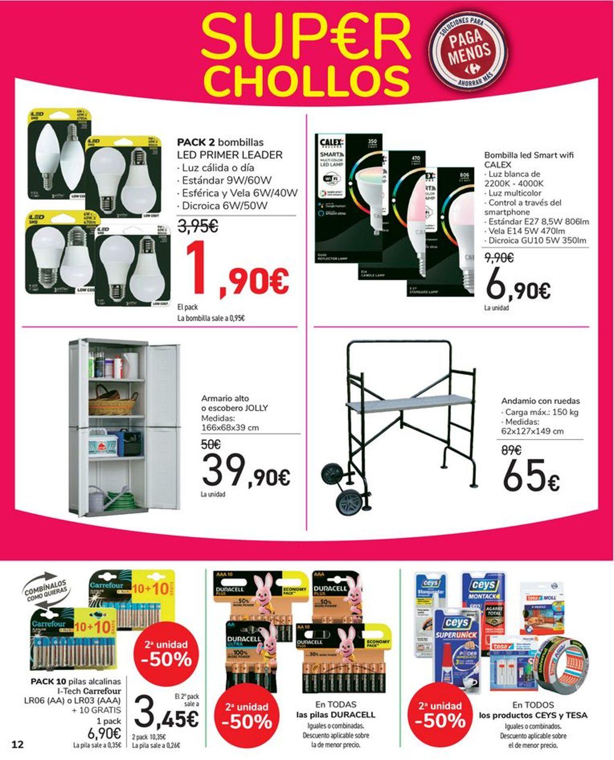Carrefour Folleto - 14.10-26.10.2020 (Página 12)