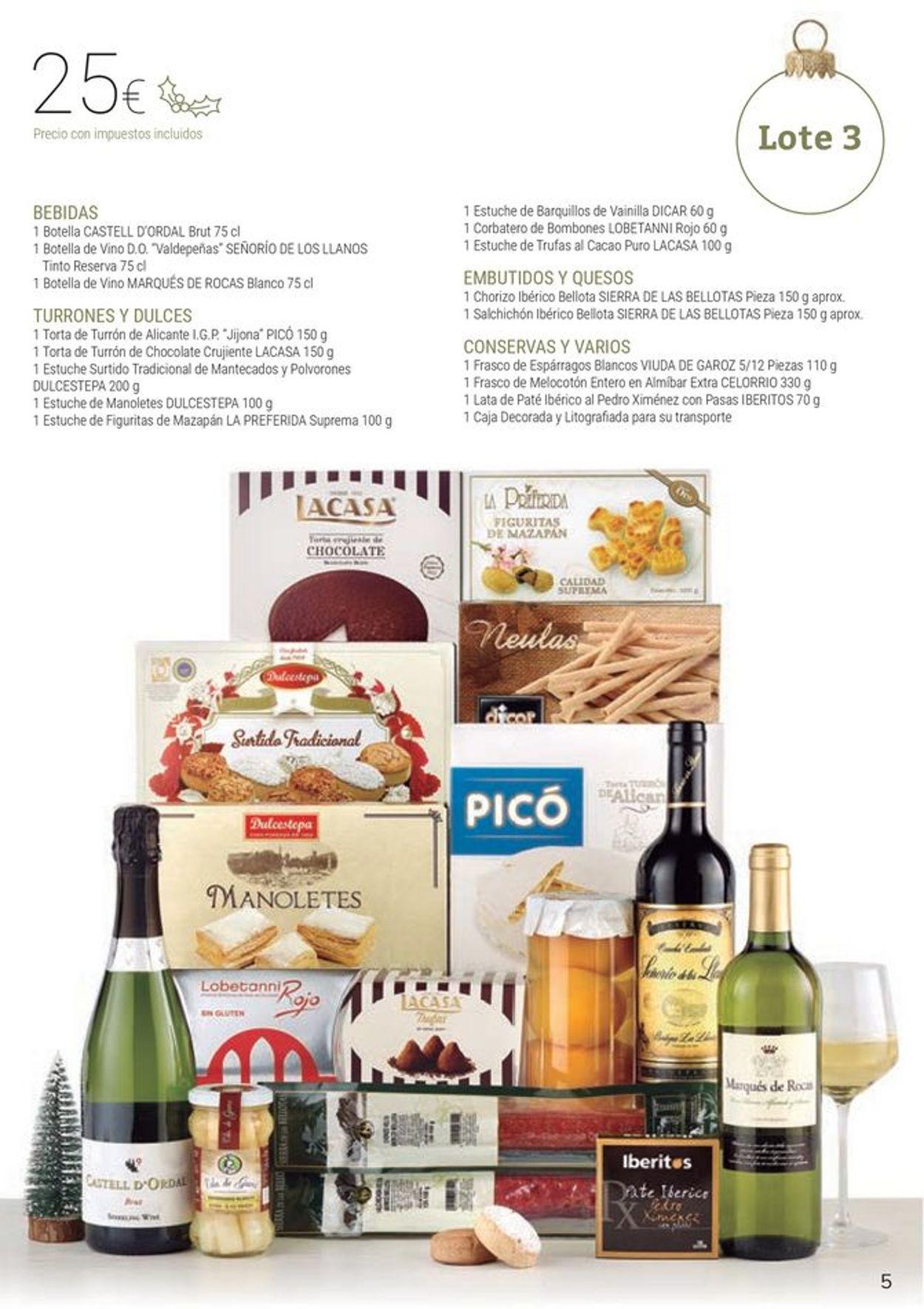 Carrefour Folleto - 19.10-24.12.2020 (Página 5)