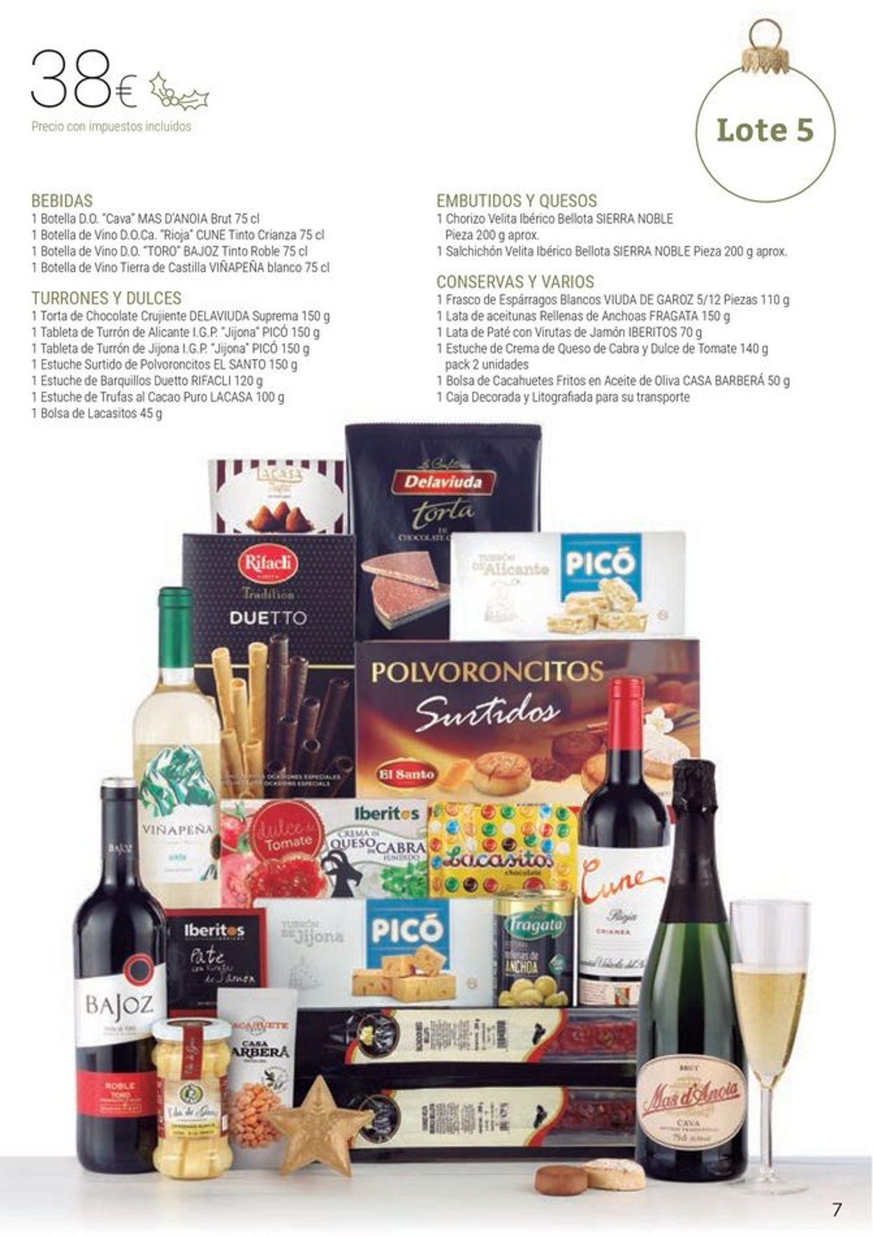 Carrefour Folleto - 19.10-24.12.2020 (Página 7)