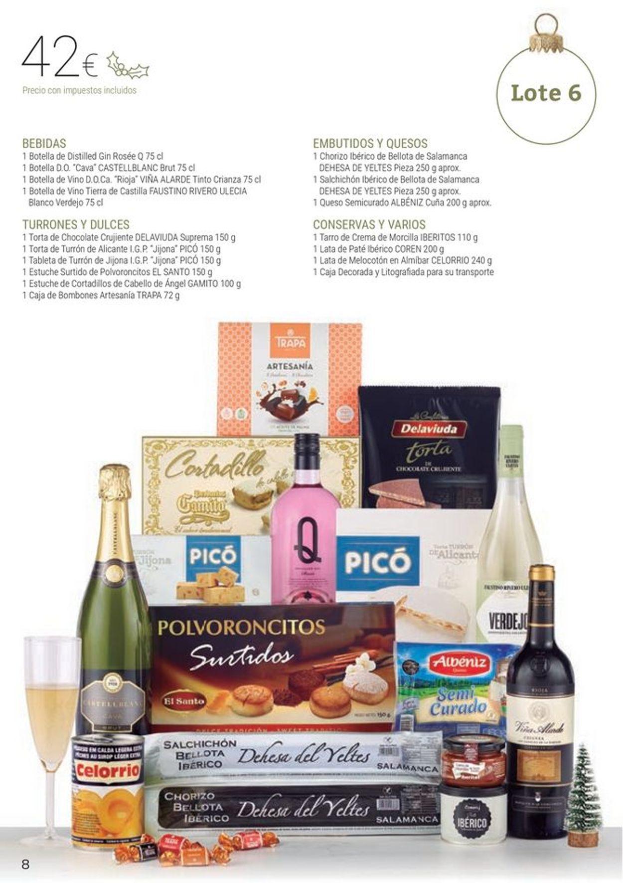 Carrefour Folleto - 19.10-24.12.2020 (Página 8)