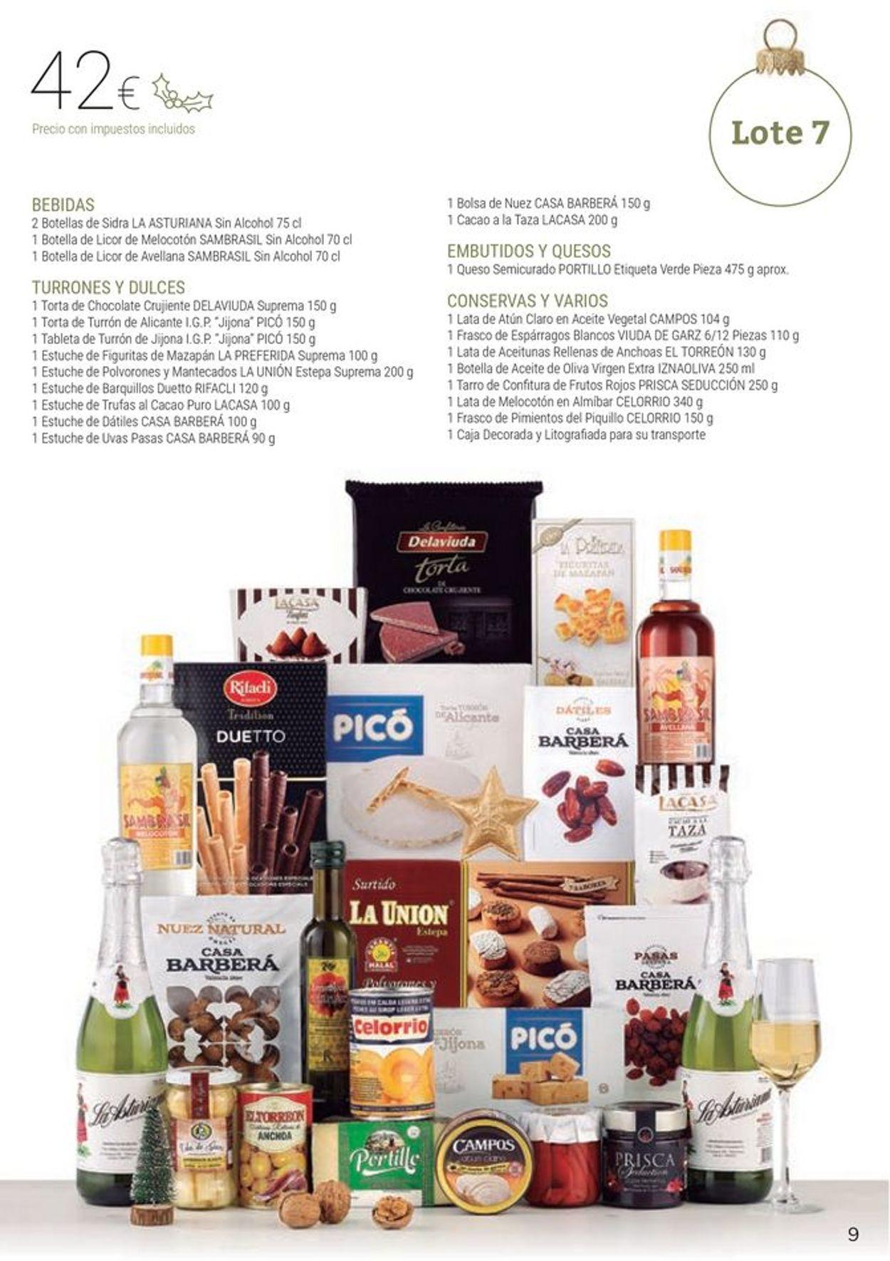 Carrefour Folleto - 19.10-24.12.2020 (Página 9)