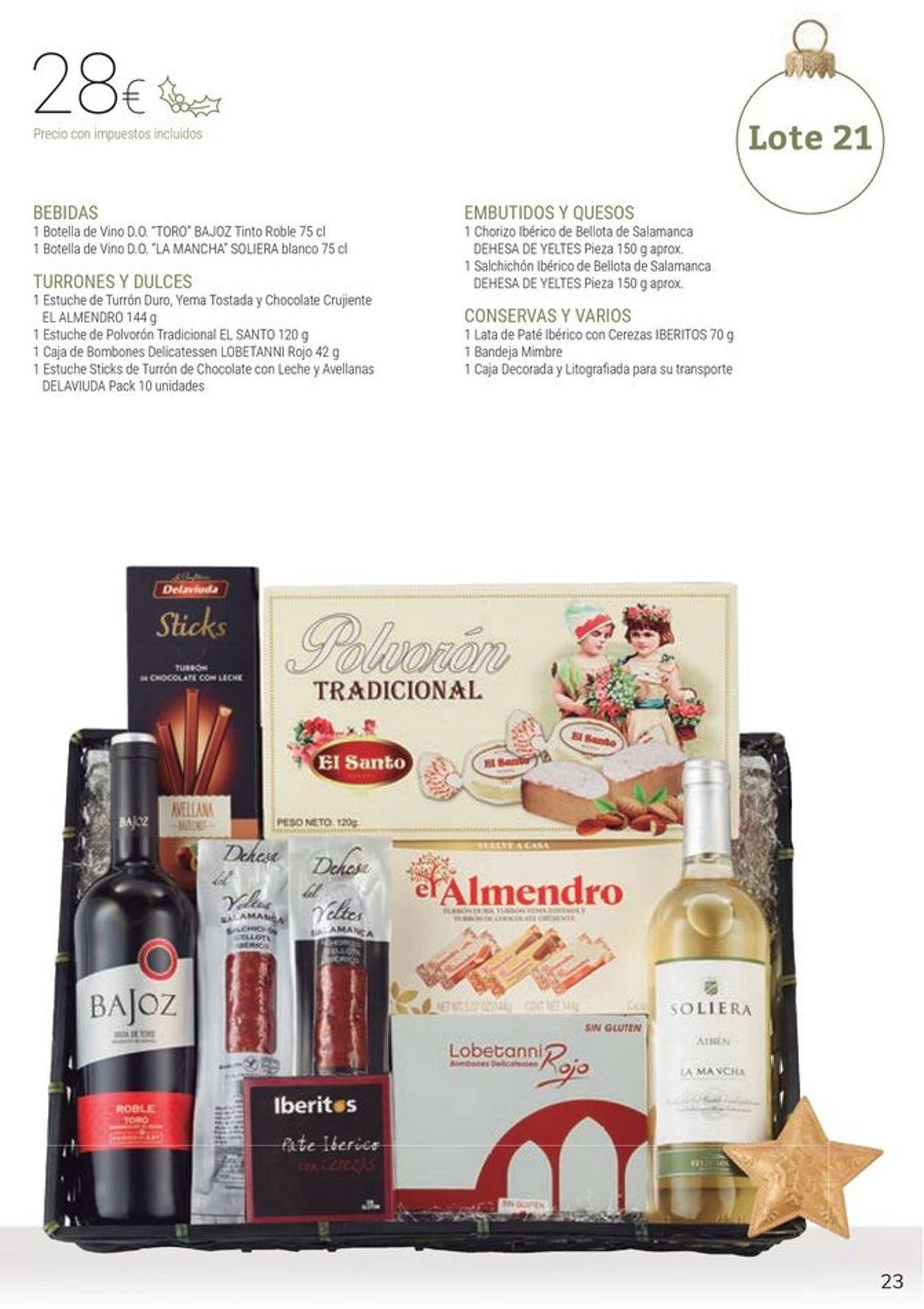 Carrefour Folleto - 19.10-24.12.2020 (Página 23)