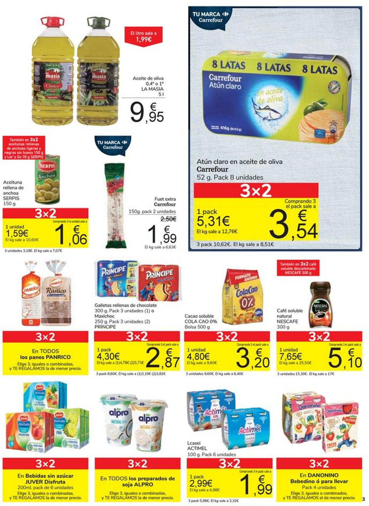 Carrefour Folleto - 20.10-26.10.2020 (Página 3)