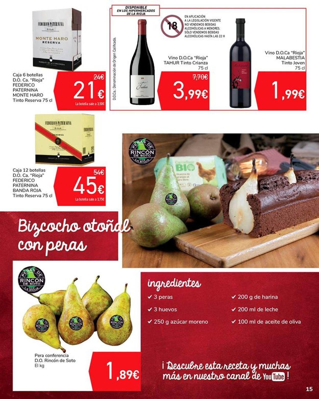 Carrefour Folleto - 20.10-08.11.2020 (Página 15)