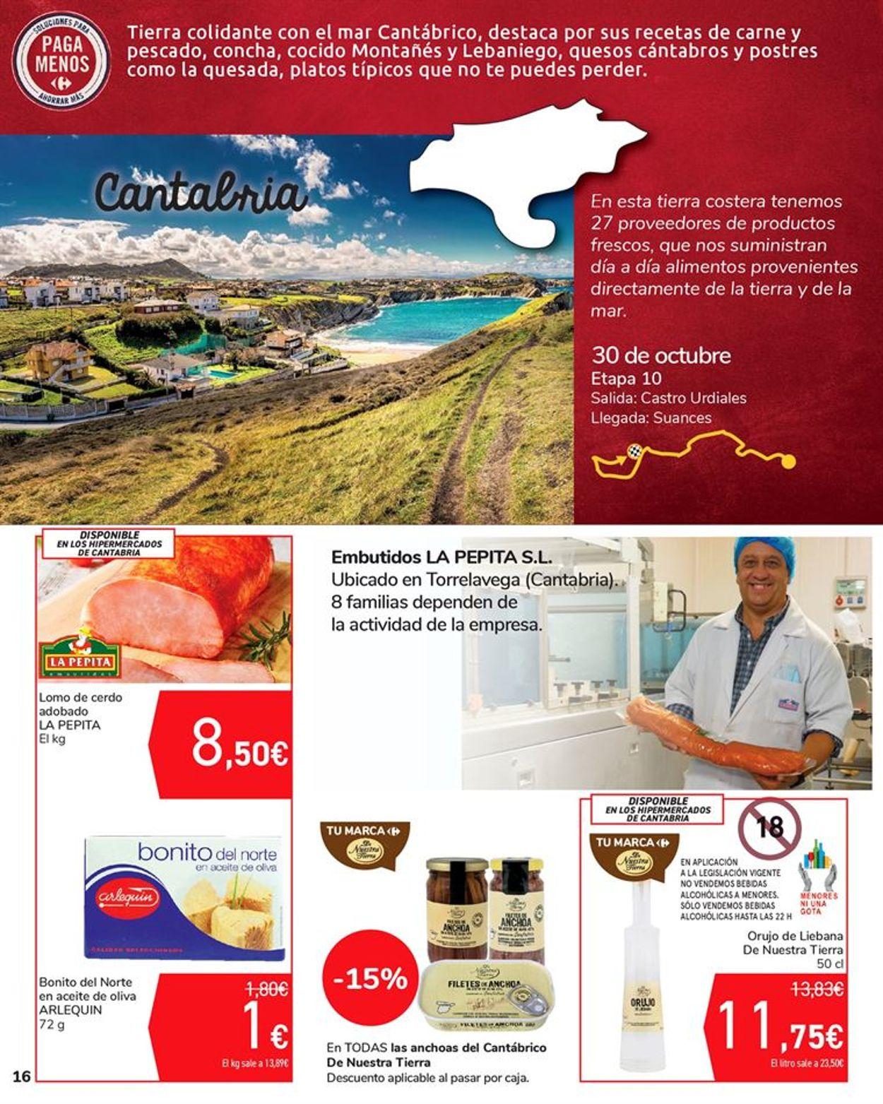 Carrefour Folleto - 20.10-08.11.2020 (Página 16)