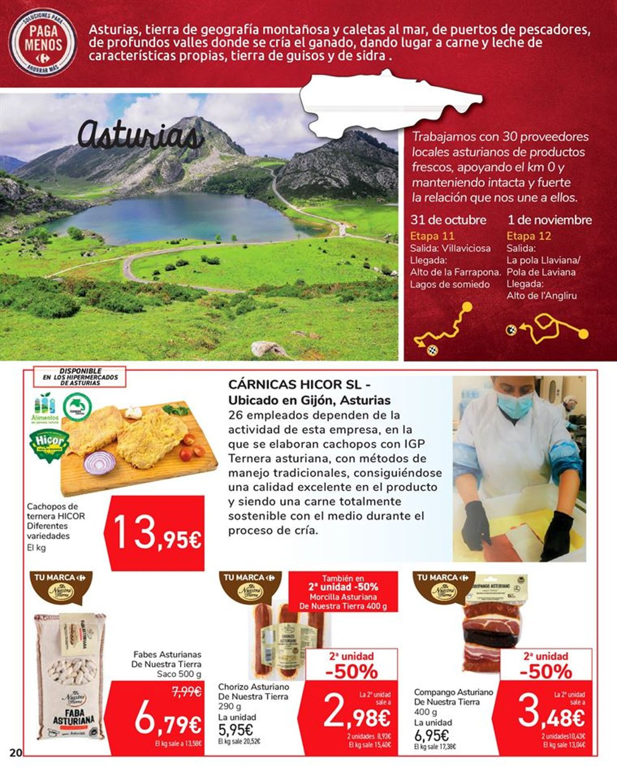 Carrefour Folleto - 20.10-08.11.2020 (Página 20)
