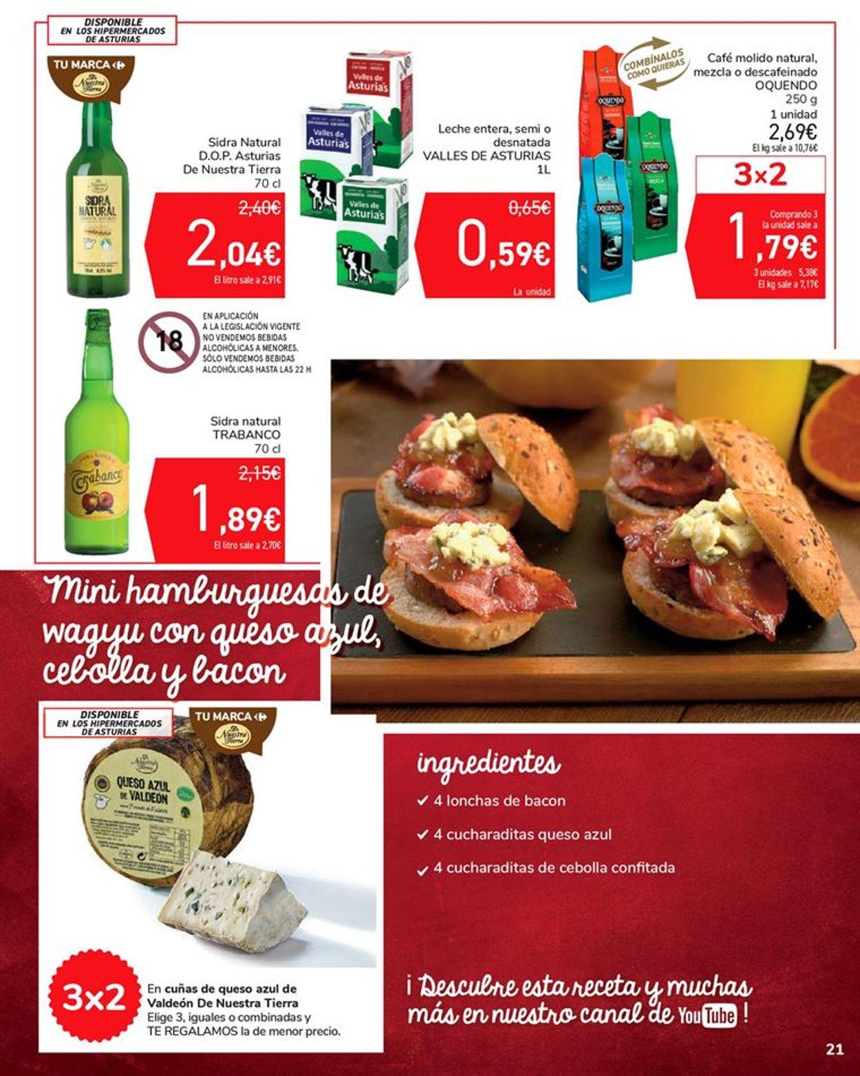 Carrefour Folleto - 20.10-08.11.2020 (Página 21)