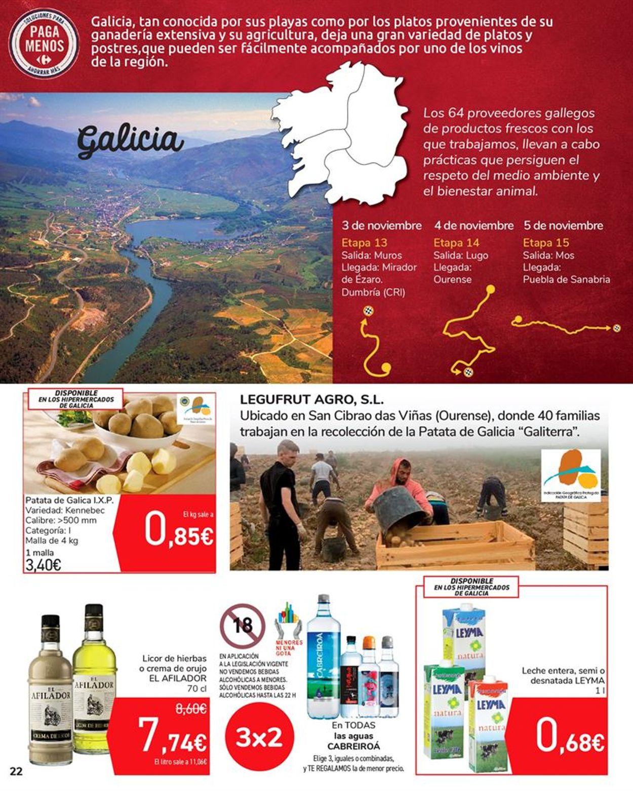 Carrefour Folleto - 20.10-08.11.2020 (Página 22)
