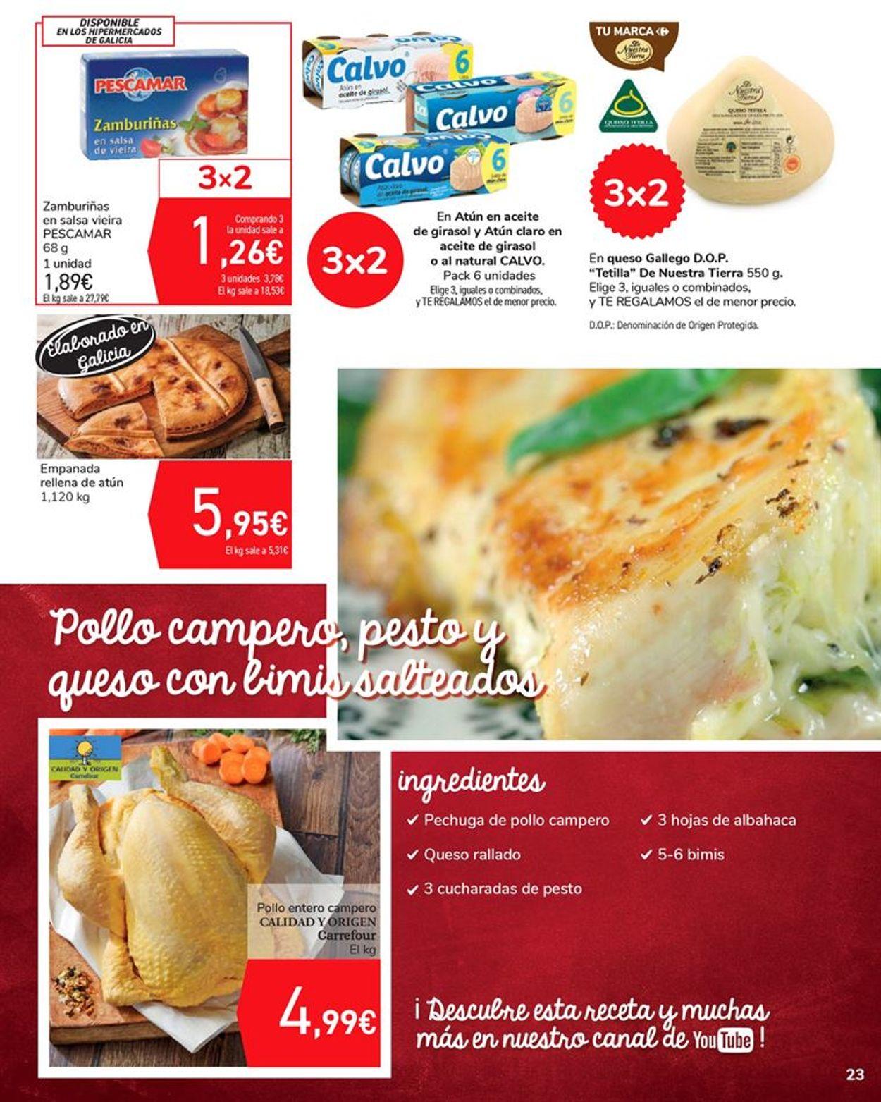 Carrefour Folleto - 20.10-08.11.2020 (Página 23)
