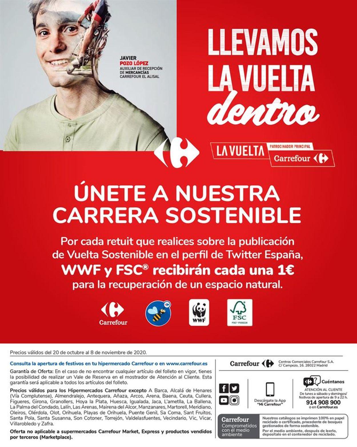 Carrefour Folleto - 20.10-08.11.2020 (Página 48)