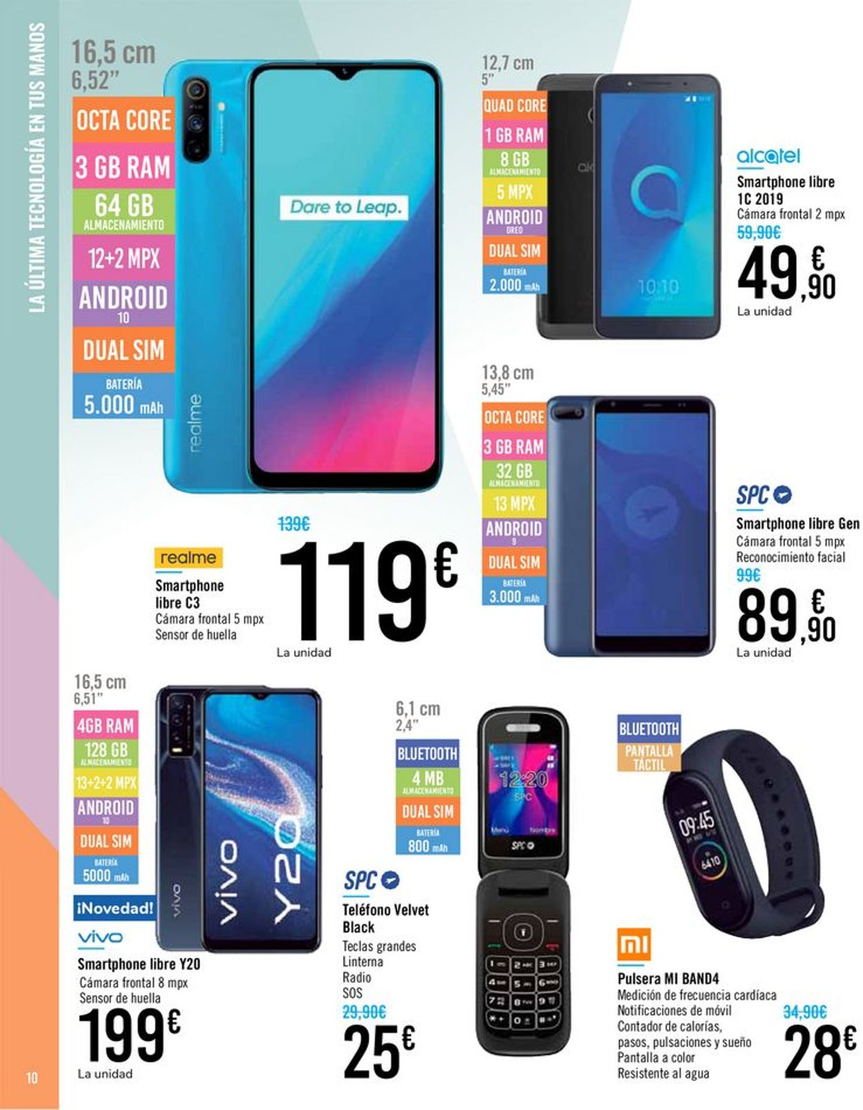 Carrefour Folleto - 23.10-18.11.2020 (Página 10)