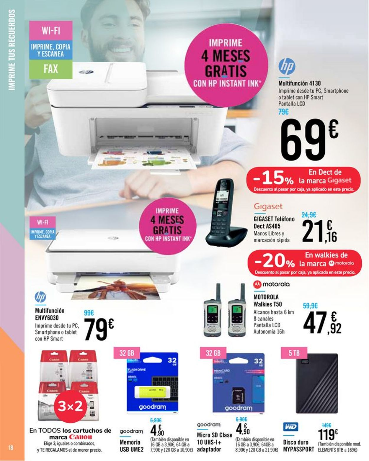 Carrefour Folleto - 23.10-18.11.2020 (Página 18)