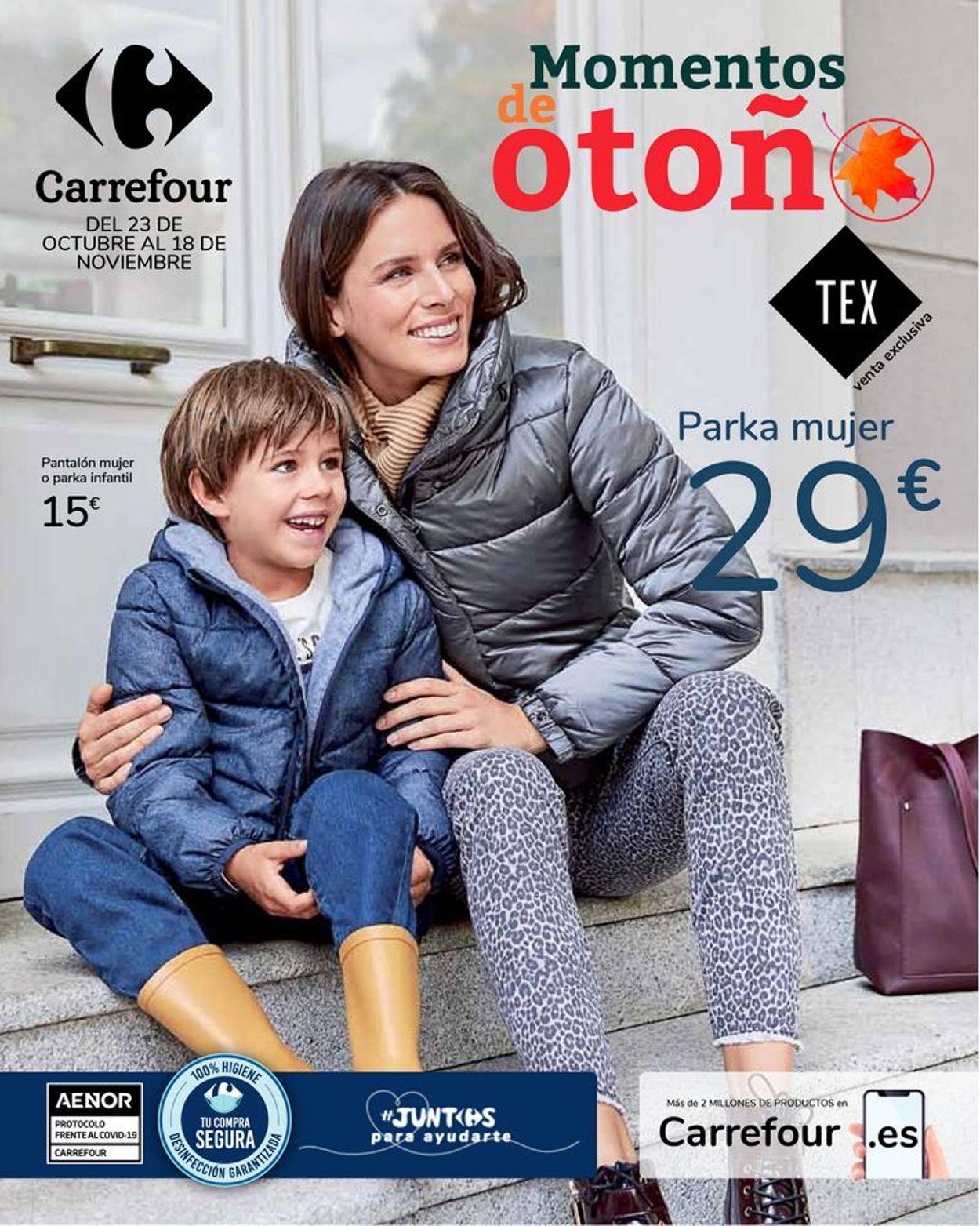 Carrefour Folleto - 23.10-18.11.2020