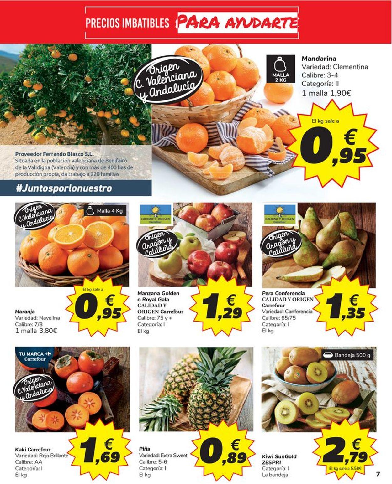Carrefour Folleto - 27.10-10.11.2020 (Página 7)